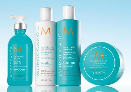Moroccanoil Smooth Collection review Pretty Please Charlie blog