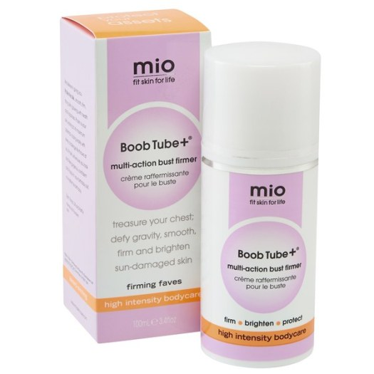 Mio Boob Tube+ Giveaway October Breast Cancer Awareness Month
