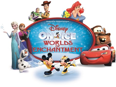 2016 Disney On Ice presents Worlds of Enchantment at Ticketpro Dome and GrandWest