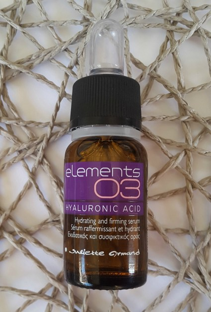 Juliette Armand Elements 03 Hyaluronic Acid Review