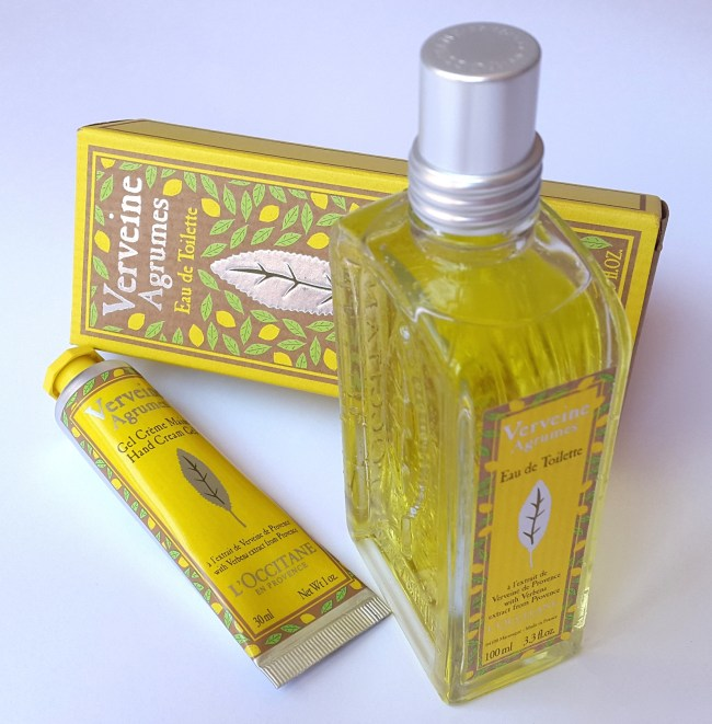 L'Occitane Verveine Agrumes Citrus Verbena Review Pretty Please Charlie