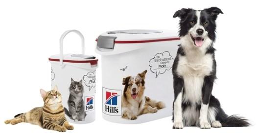 Hill's foodie bin giveaway Pretty Please Charlie
