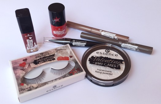 essence Valentine – Who cares Trend Edition giveaway pretty please charlie