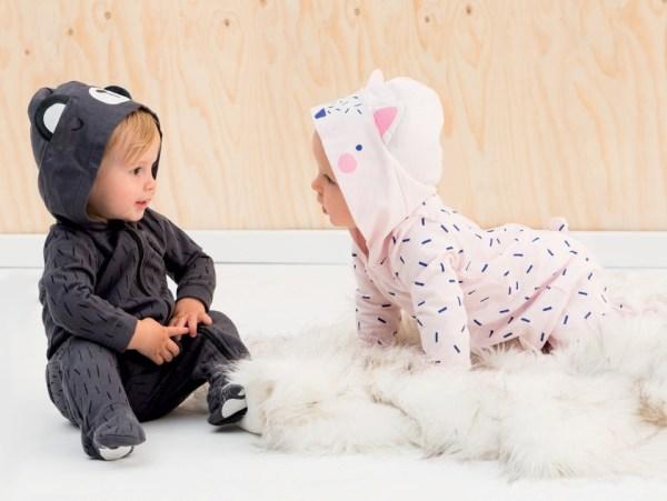 Cotton On KIDS BEAR essentials Critters Range