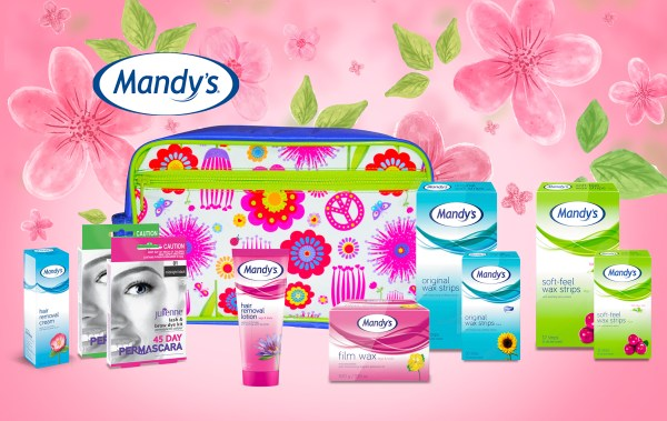 I review my favourite Mandy's and Julienne products and you can WIN!
