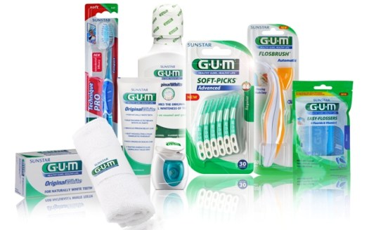 Blog Birthday Giveaway: Win 1 of 2 Sunstar GUM Hampers