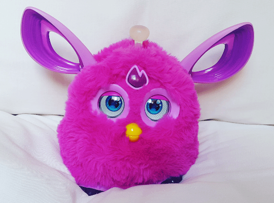 REVIEW We Got A Furby Connect At Toy Kingdom And Its