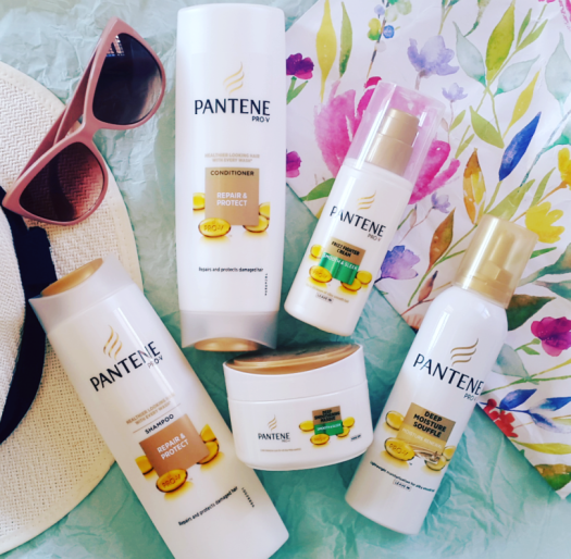 BRING BACK YOUR SUMMER SHINE WITH PANTENE #Pantene Summer