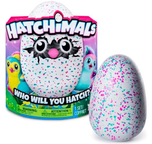 Hatchimal Packaging Egg