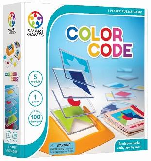 Smart Games Color Code Pretty Please Charlie