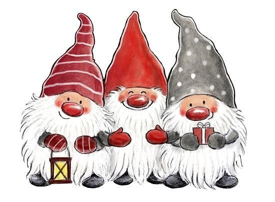 Noel lutins de Noel personnages noel