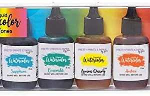 Liquid Watercolors