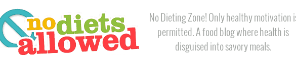 No Diets Allowed