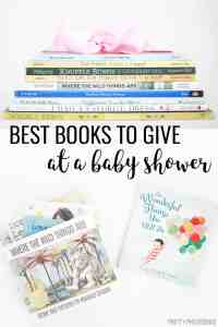 Best Books to Give at a Baby Shower - Pretty Providence