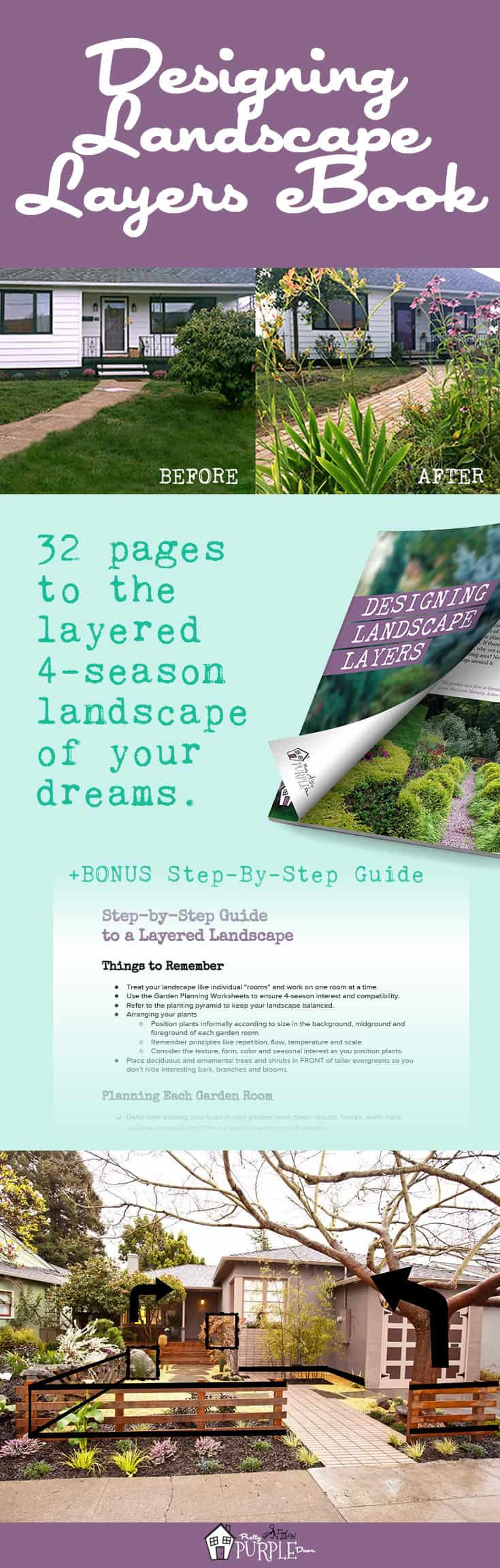 Designing Landscape Layers EBook Pinterest Image