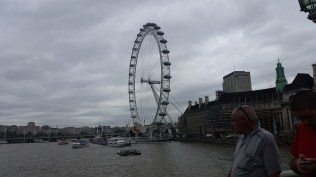 London Eye itself.