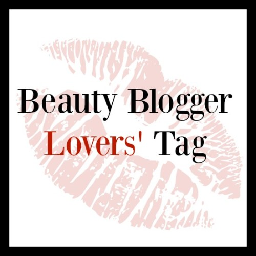 Beauty Blogger Lovers Tag