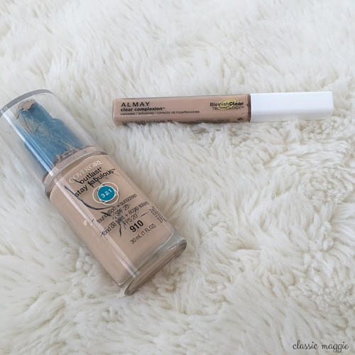 Covergirl Outlast Stay Fabulous 5 in 1 Foundation