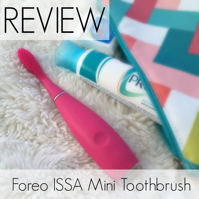 Foreo ISSA Mini Toothbrush