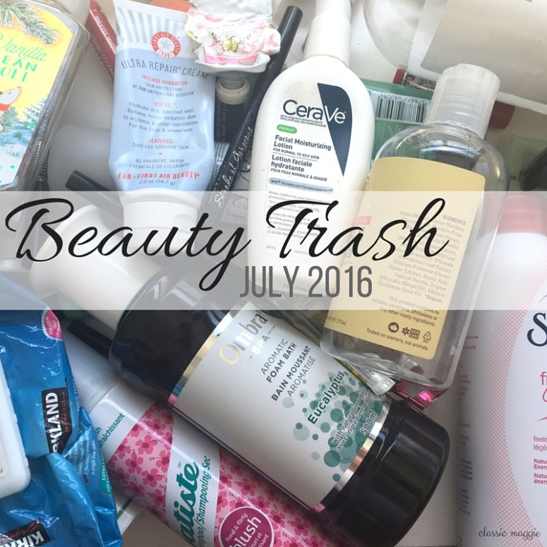 Empty Products 2016