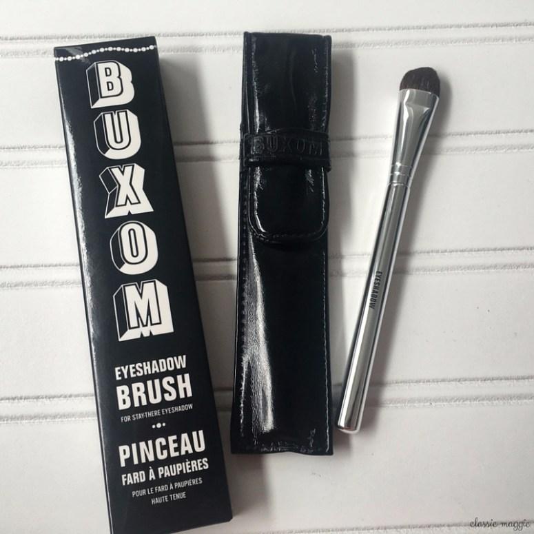Buxom Eyeshadow Brush
