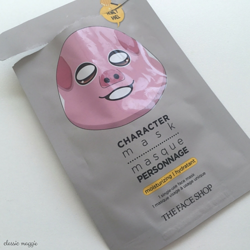 The Face Shop Character Mask