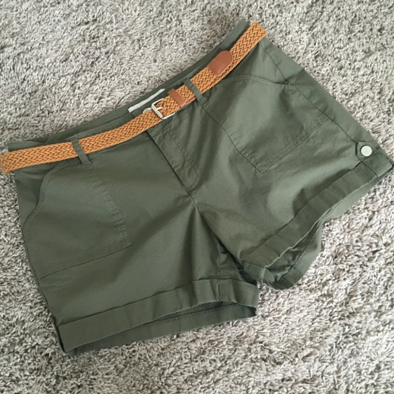 Guess Elin Twill Shorts
