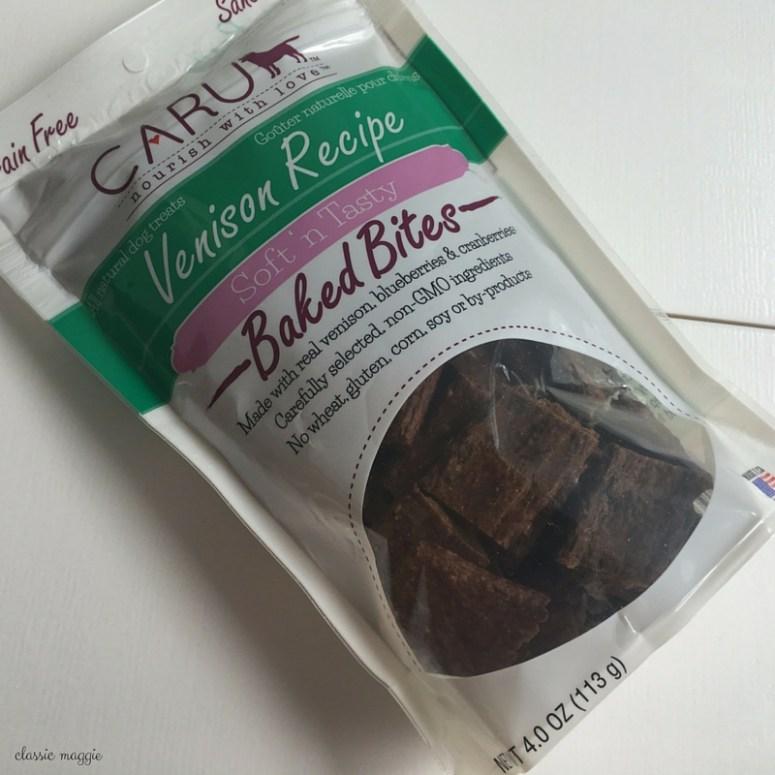 Caru Soft & Tasty Venison Recipe Baked Bites