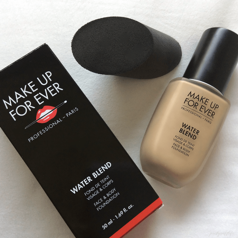 MUFE Water Blend Foundation