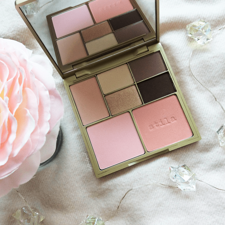 Stila Perfect Me, Perfect Hue Eye & Cheek Palette Fair/Light