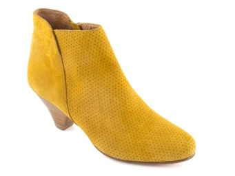 Bottines Sessun Napoli Gold - 229 Euros