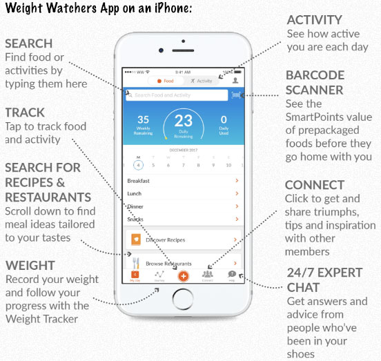 How Does The Fit Points Work With Weight Watchers ...