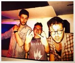 2014 Jun Prides & Ally McCrae DJ set