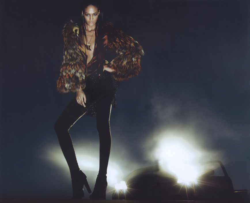 Mert U0026 Marcus Shot Mariacarla Boscono, Heidi Klum, And Angela Lindval At Acido  Dorado For Roberto Cavalli.