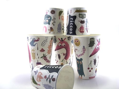 Riccos cups