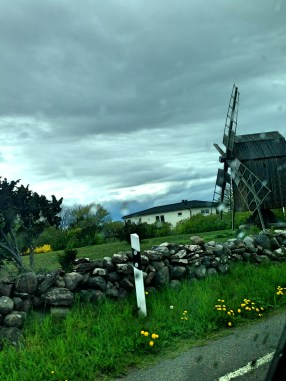 More windmills on the way back