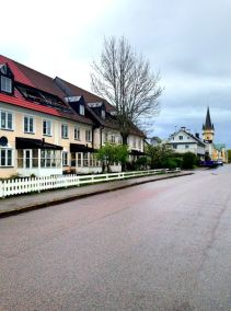 A street in Borgholm
