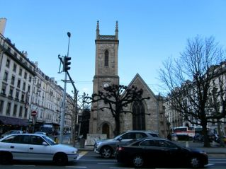 Geneva - a mixture of new and old