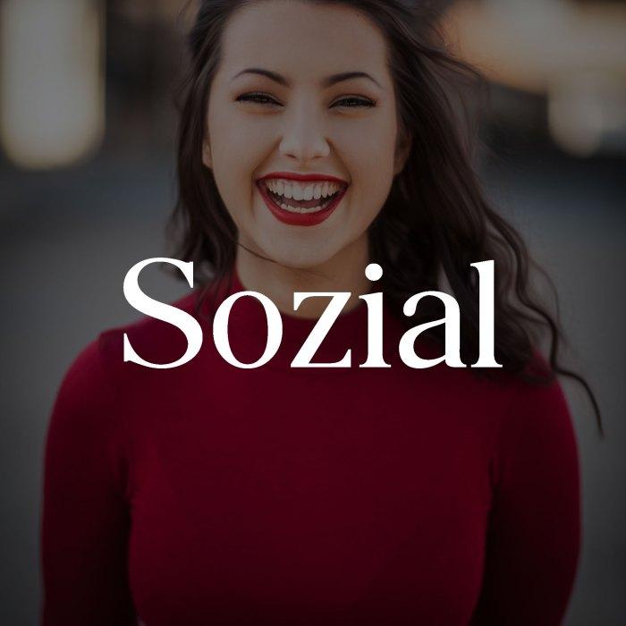 Sozial