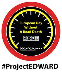#ProjectEDWARD: Día Europeo Sin Fallecidos En Carretera.