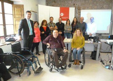 Responsables de RRHH y de PRL de empresas que asistieron a la sesión sobre seguridad laboral vial ofrecida por IMPACTUM y la Cambra de Comerç de Barcelona en Mollet.
