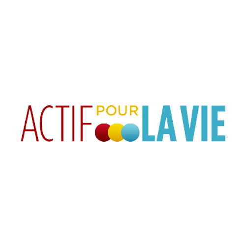 logo de actif pour la vie