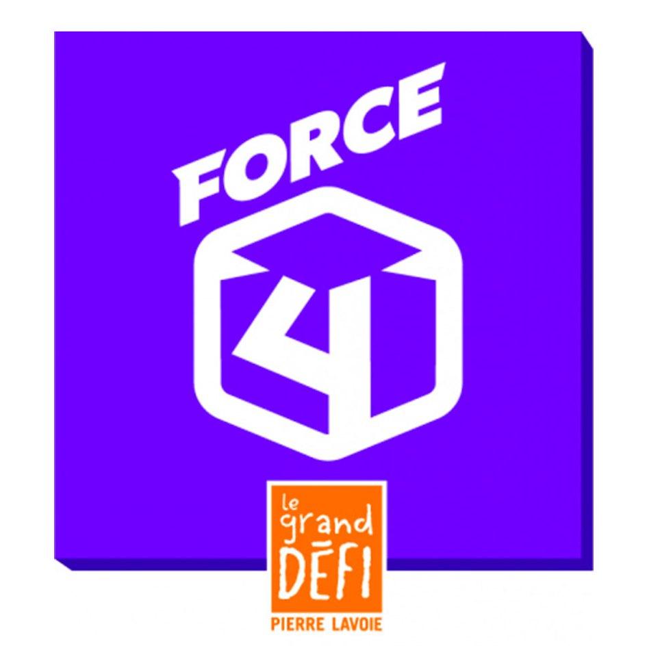 force 4 logo