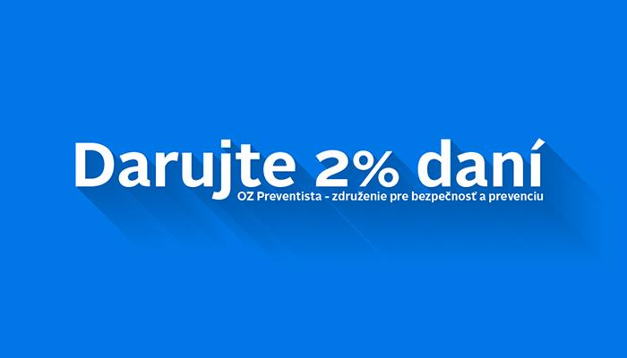 Preventista 2% dane