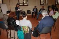 Si riflette e ci si confronta anche nel gruppo di Ivana Cambi, coordinatrice del progetto