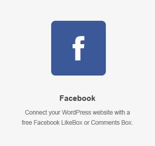 Elemento de Facebook