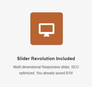 Revolution Slider Element