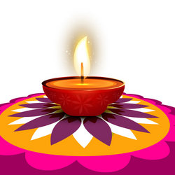 Card Wallpaper Hd Beautiful Diwali Diya Art Rangoli Ornament Pattern
