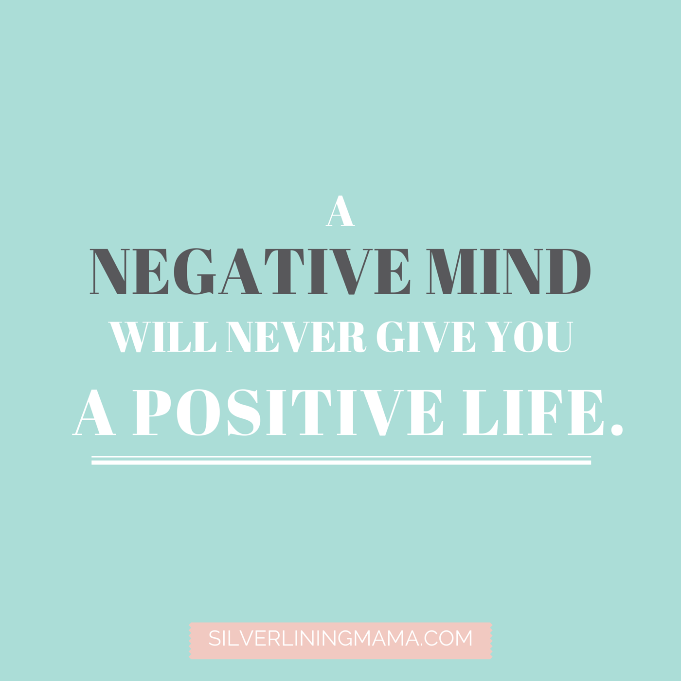 Negative Thoughts Hold You Back