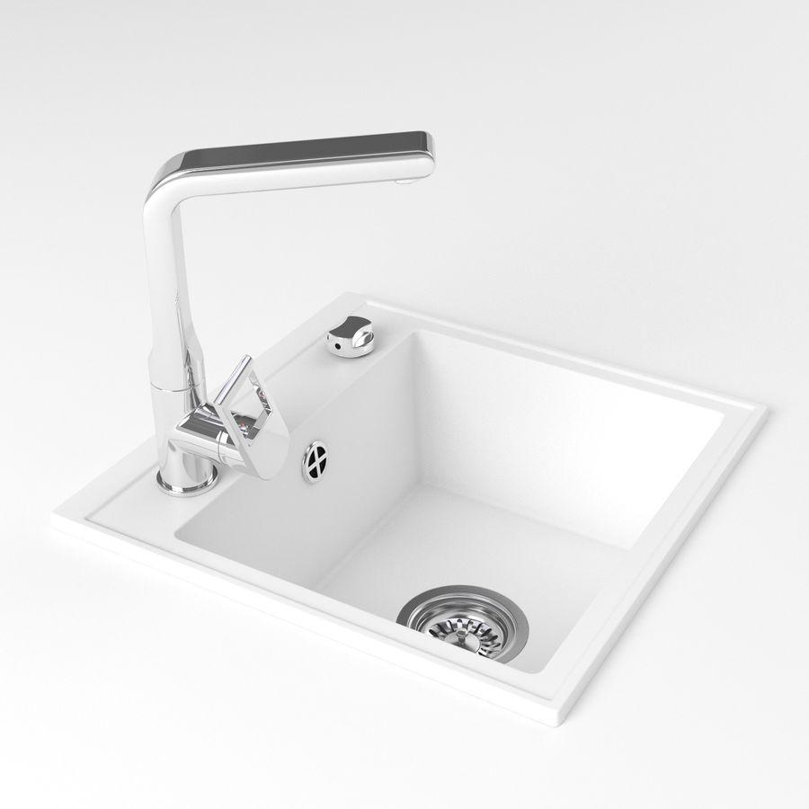 small kitchen sinks cabinets diy 小厨房花岗岩水槽与龙头3d模型 16 obj max free3d 小厨房花岗岩水槽与龙头royalty free 3d model preview no 3